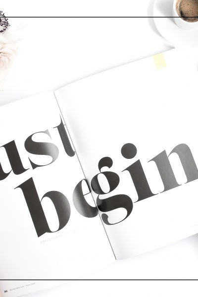 Everyday Web Design How to Start a Blog Featured
