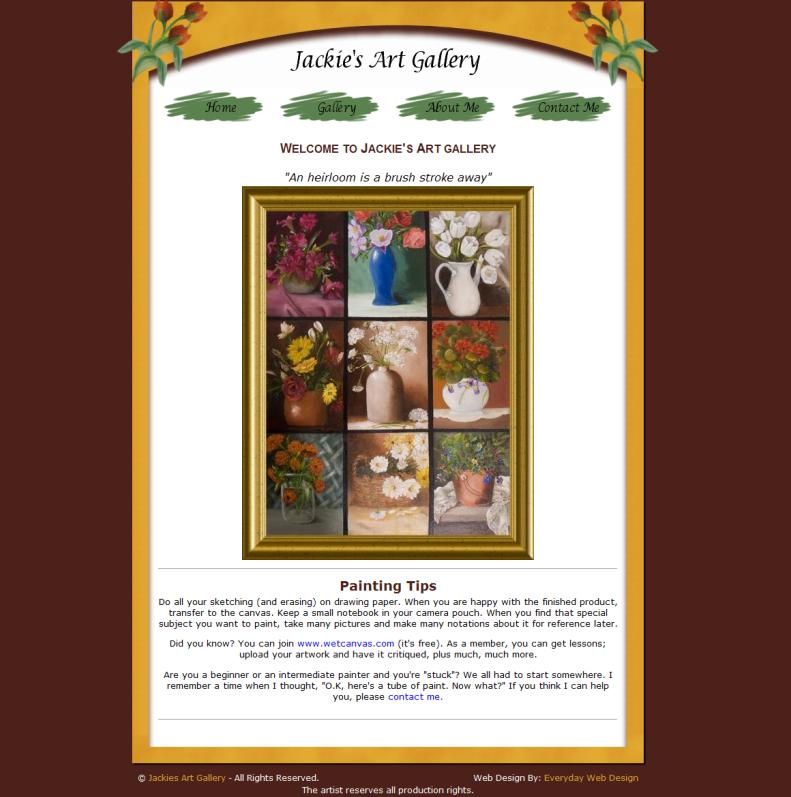 Jackies Art Gallery