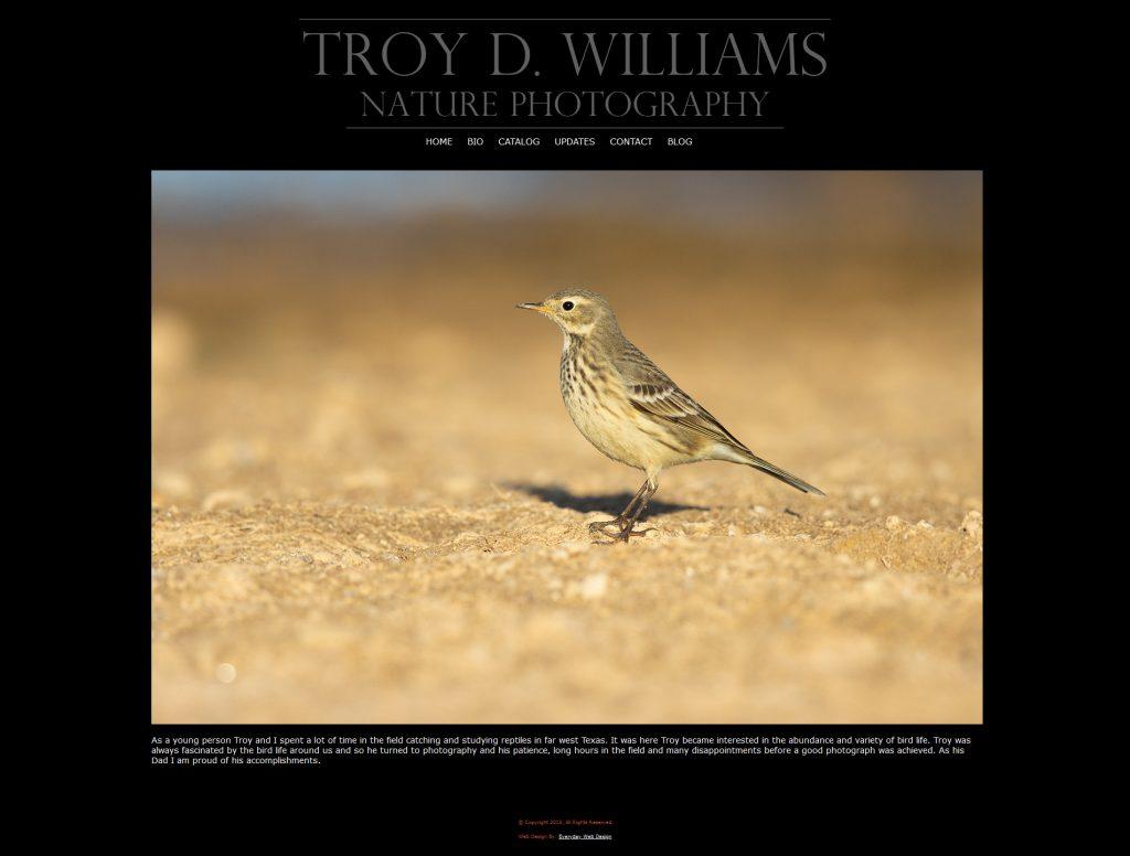 Troy D Williams