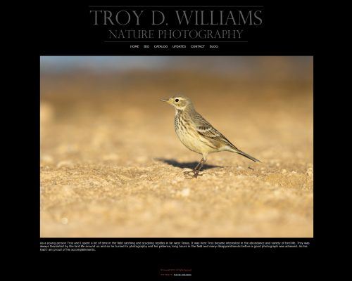 Troy D Williams Photography